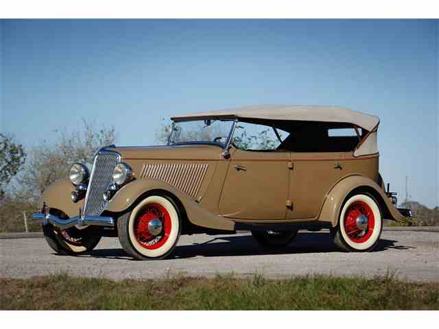 1934 Ford Model 40 Eight | 969983