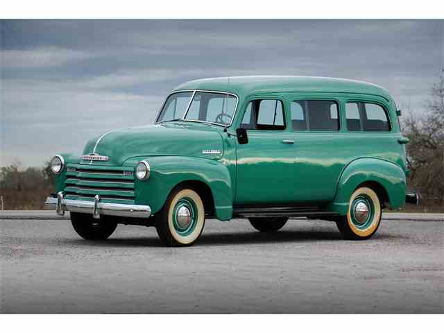 1951 Chevrolet Suburban | 969986