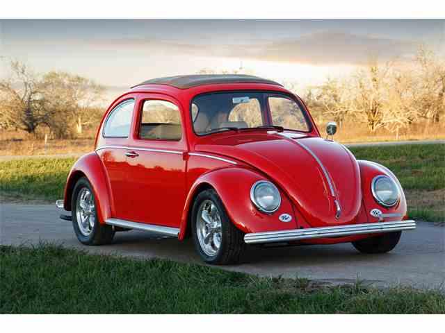 1963 Volkswagen Beetle | 969999
