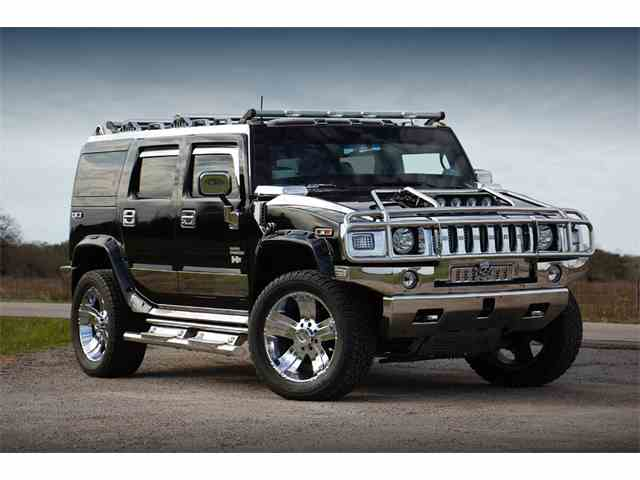 2003 Hummer Supercharged H2 | 970001