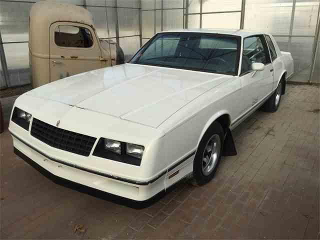 1984 Chevrolet Monte Carlo SS | 971002
