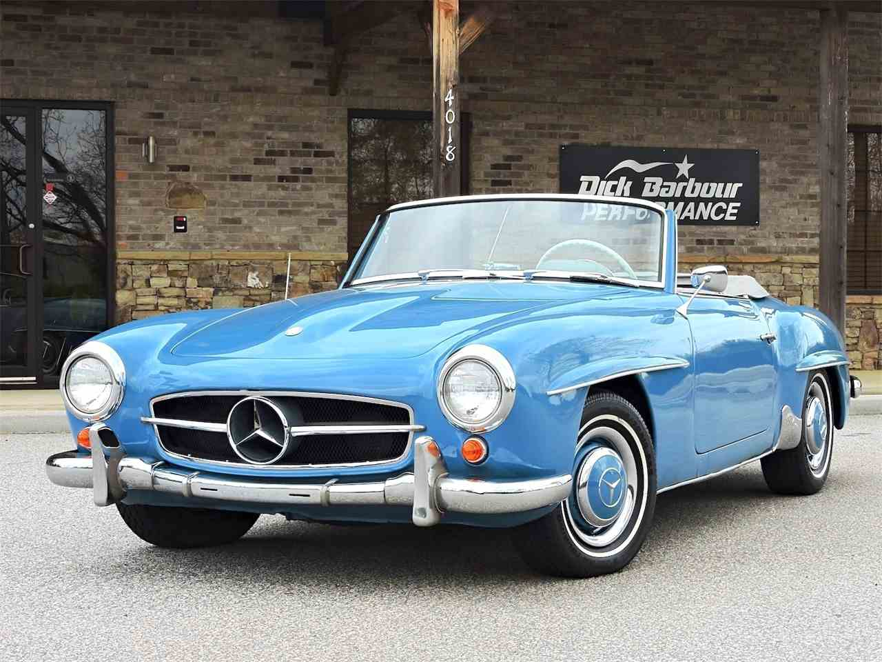 1959 mercedes benz 190sl for sale cc for Benz mercedes for sale