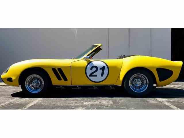 1962 Ferrari  GTO Spyder | 971008