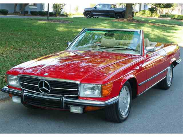 1973 Mercedes-Benz 450SL | 971014