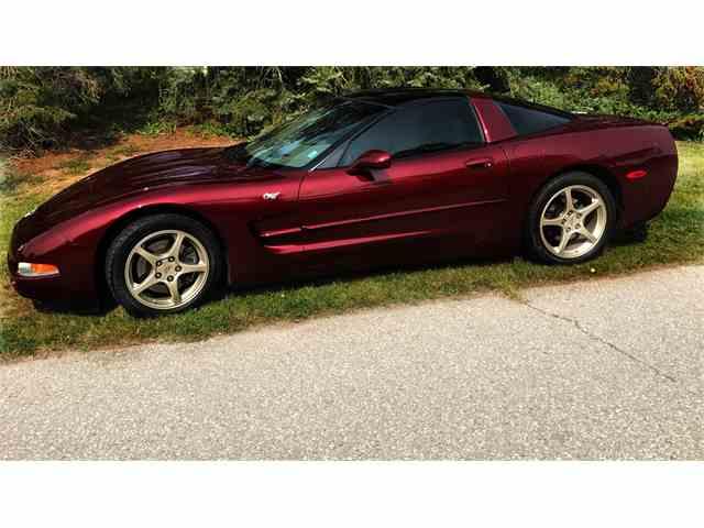 Picture of '03 Corvette - KSJA