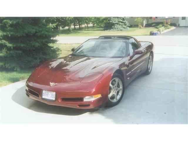 2003 Chevrolet Corvette | 970102