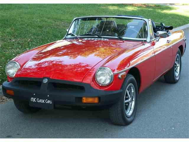 1977 MG MGB | 971021