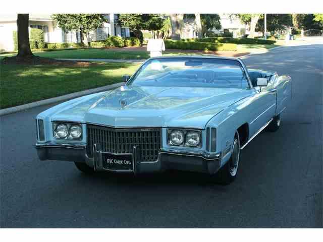 1972 Cadillac Eldorado | 971022