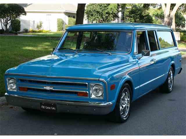 1968 Chevrolet Suburban | 971023