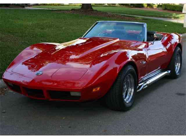 1974 Chevrolet Corvette | 971025