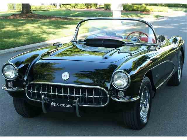 1956 Chevrolet Corvette   971026