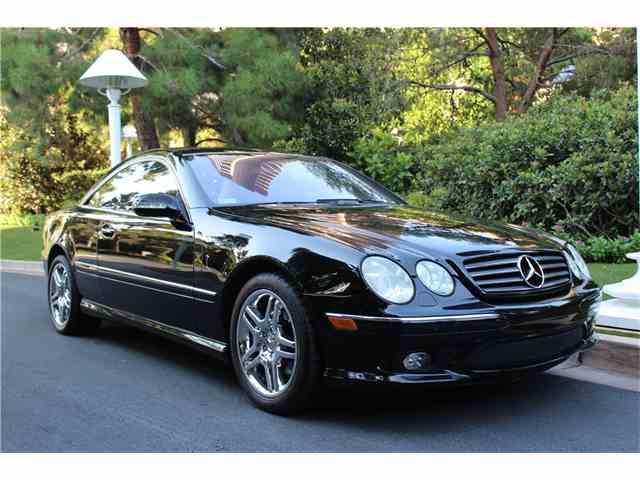 2003 Mercedes-Benz CL600 | 971042