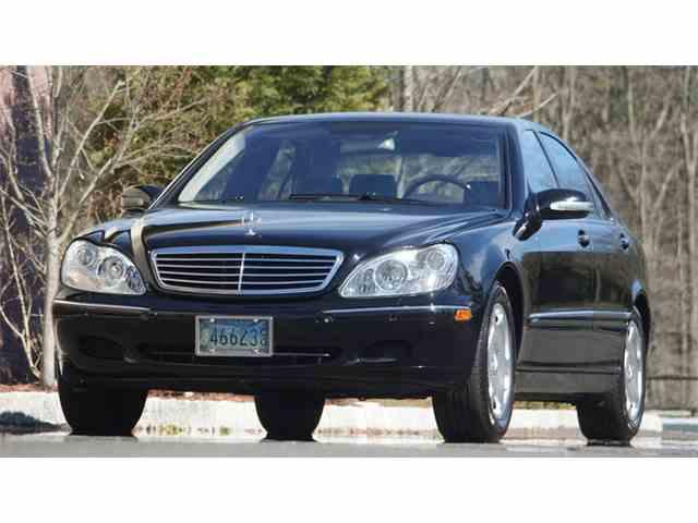 2001 Mercedes-Benz S600 | 971045