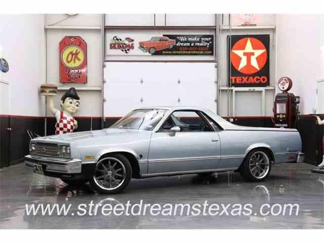 1983 Chevrolet El Camino | 971048