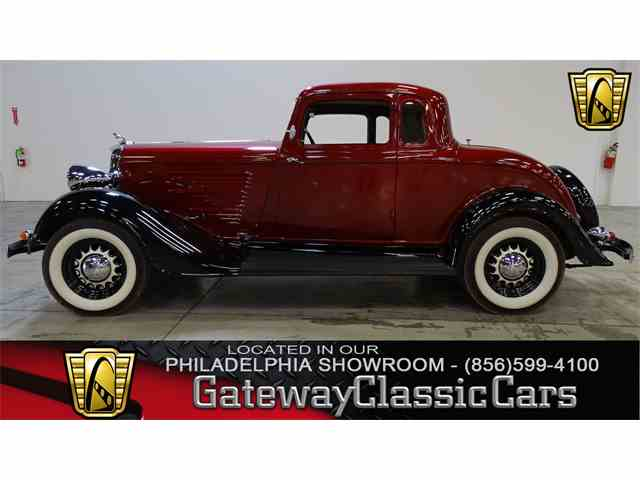 1934 Dodge Deluxe | 971051