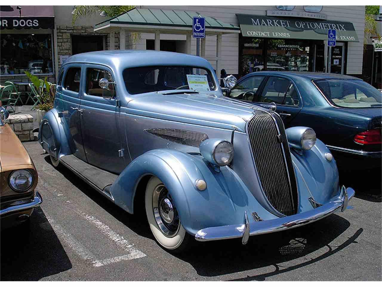 1936 Nash Ambassador for Sale | ClassicCars.com | CC-970106