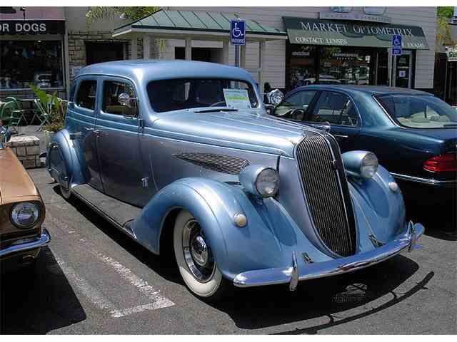 1936 Nash Ambassador | 970106
