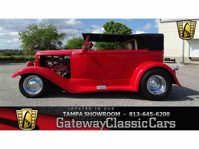 1931 Ford Cabriolet | 971063