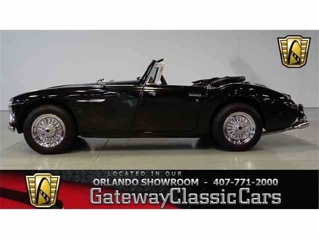 1966 Austin-Healey 3000 | 971064