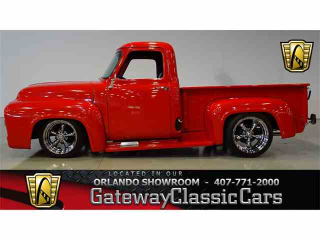 1955 Ford F100 | 971065