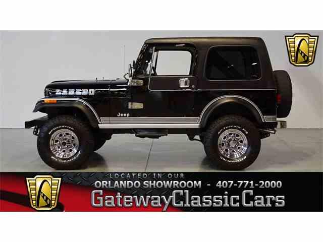 1983 Jeep CJ7 | 971066