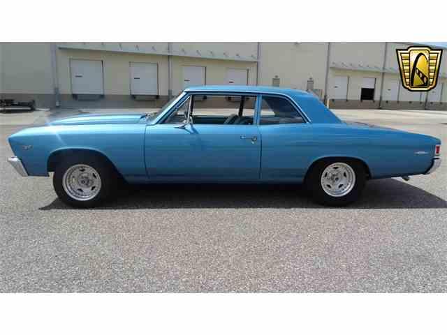 1967 Chevrolet Chevelle | 971073