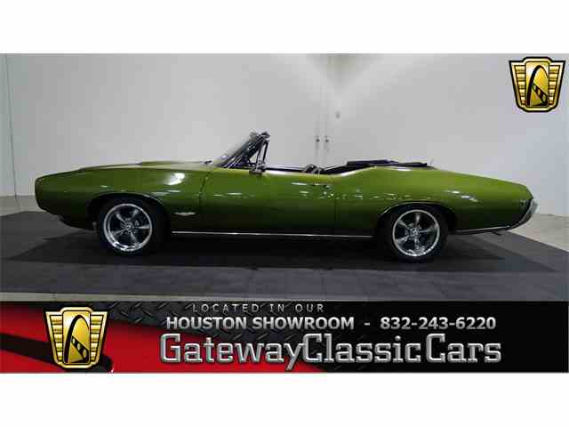 1968 Pontiac GTO | 971084