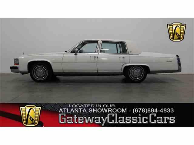 1984 Cadillac Fleetwood | 971086