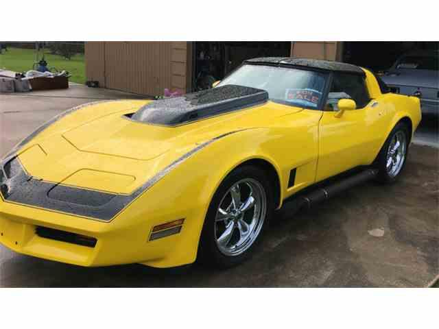 1981 Chevrolet Corvette | 971090