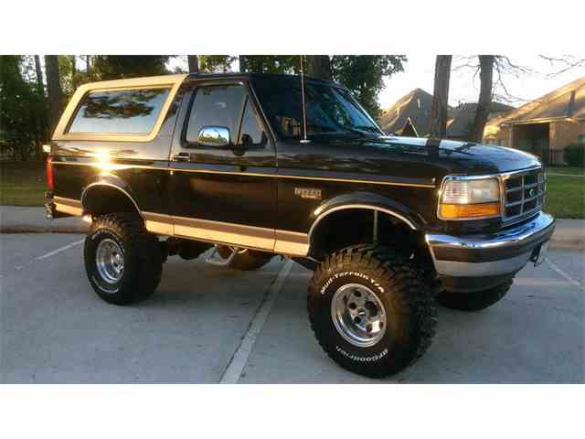 1994 Ford Bronco | 971092