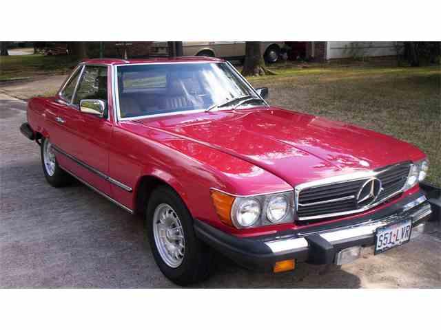 1983 Mercedes-Benz 380SL | 971093