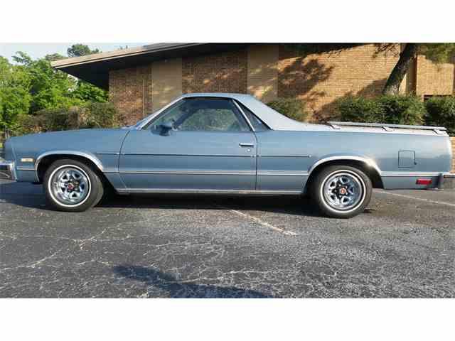 1983 Chevrolet El Camino | 971101