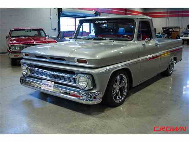 1964 Chevrolet 1/2 Ton Pickup | 971111