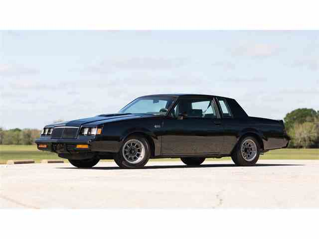 1985 Buick Grand National   971113