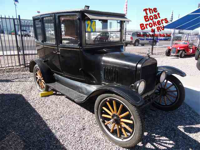 1924 ford 4dsd | 971118