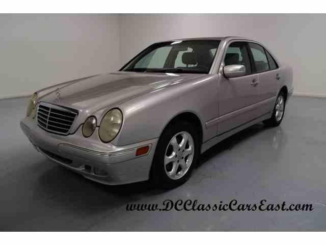 2002 Mercedes-Benz E-Class | 971123
