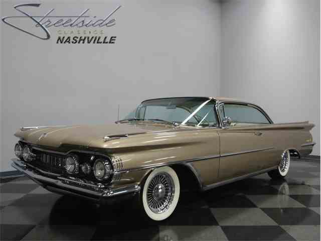 1959 Oldsmobile 98 Holiday SceniCoupe | 971125