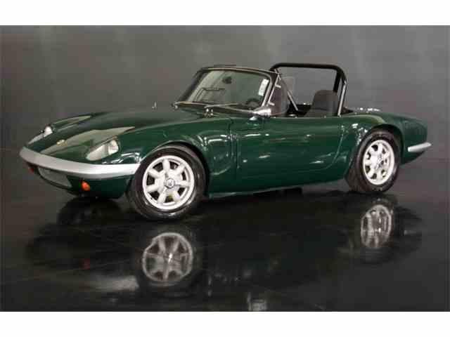 1965 Lotus Elan | 971130
