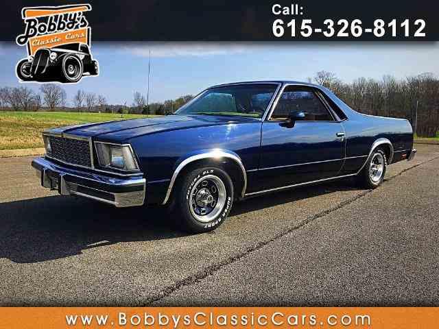 1978 Chevrolet El Camino | 971134