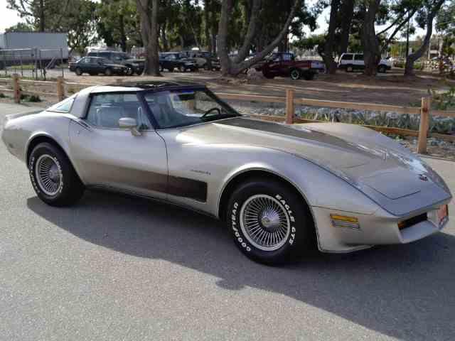 1982 Chevrolet Corvette | 971143