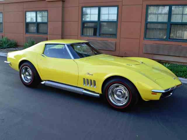 1969 Chevrolet Corvette | 971144