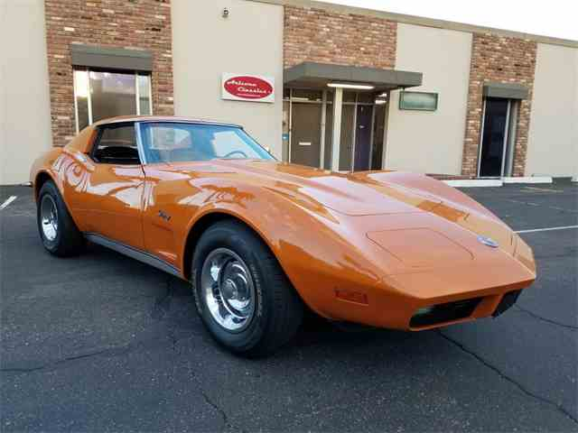 1973 Chevrolet Corvette | 971150