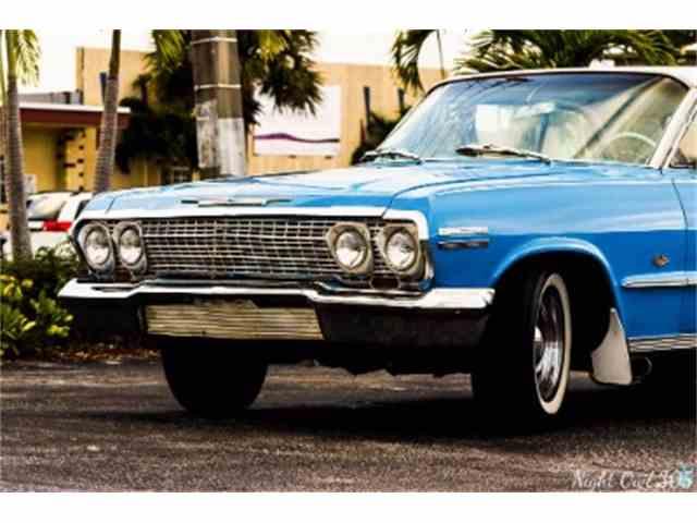 1963 Chevrolet Impala | 971165
