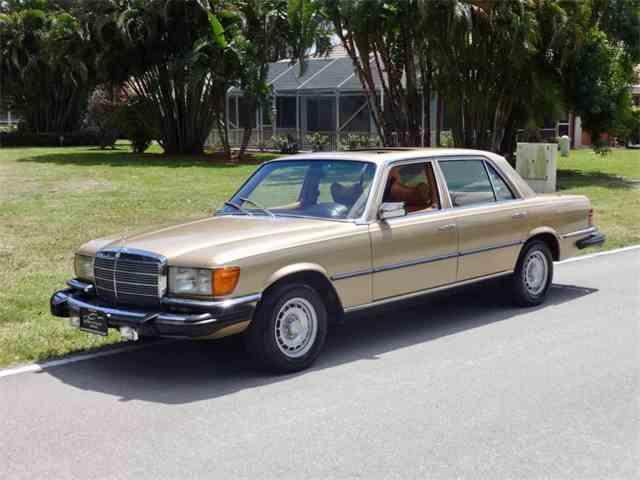 1980 Mercedes-Benz 450SEL | 971167