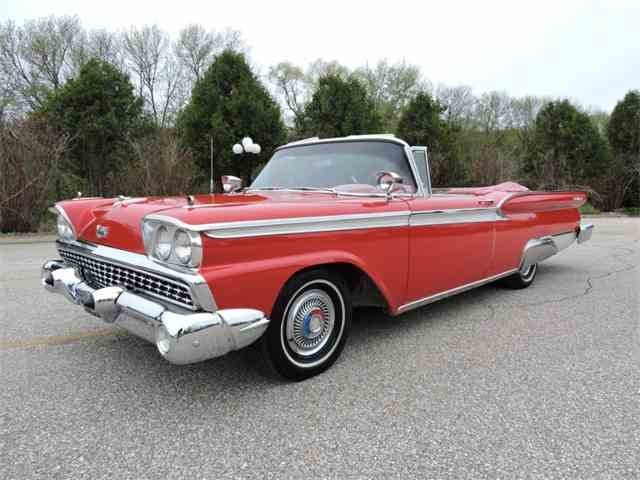 1959 Ford Galaxie 500 | 971174