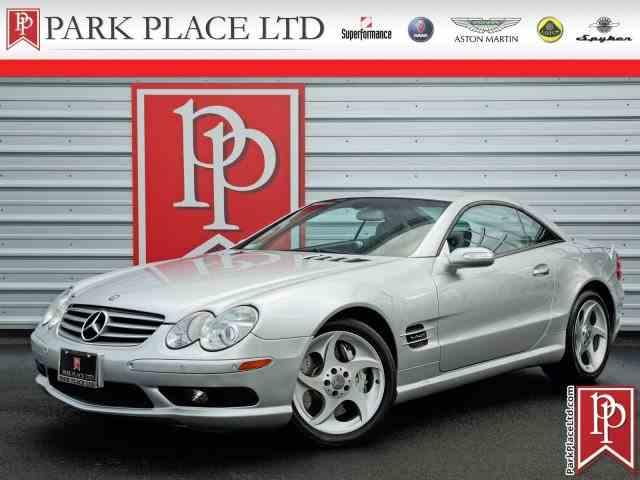 2004 Mercedes-Benz SL600 | 971177