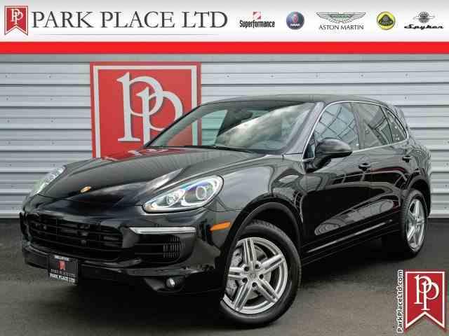 2015 Porsche Cayenne | 971178