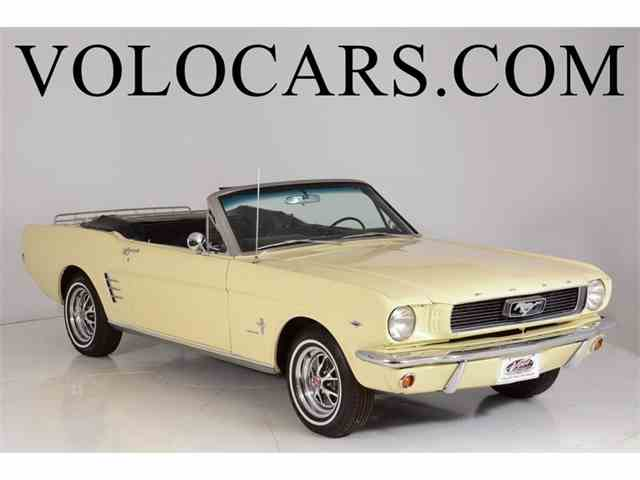 1966 Ford Mustang | 971179