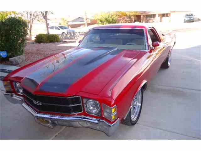 1971 Chevrolet El Camino SS | 970118