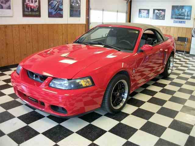 2003 Ford Mustang | 971184